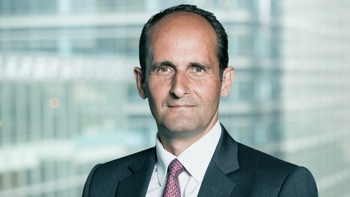 Colin Bell, CEO, HSBC Bank plc