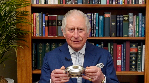 HRH, The Prince of Wales