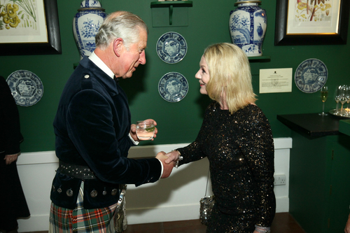 HRH The Prince of Wales 2016