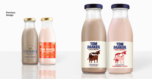 Tom Parker Creamery before and after