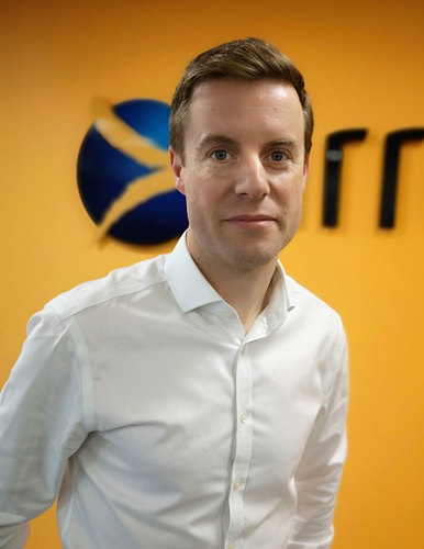 Richard Burke, CEO of Arrow