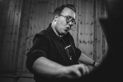 Tom Seals Hosts Yamaha Music London Show