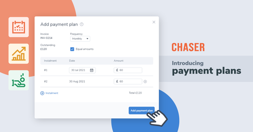 Chaser Technologies Payment Plans