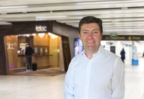 Paul Lewis, CFO, Bloc Hotels.