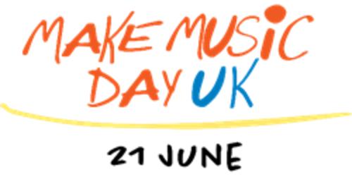 Make Music Day UK 21 logo