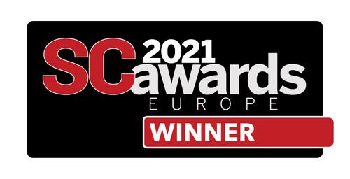 SC Awards Europe 2021 Winners Logo