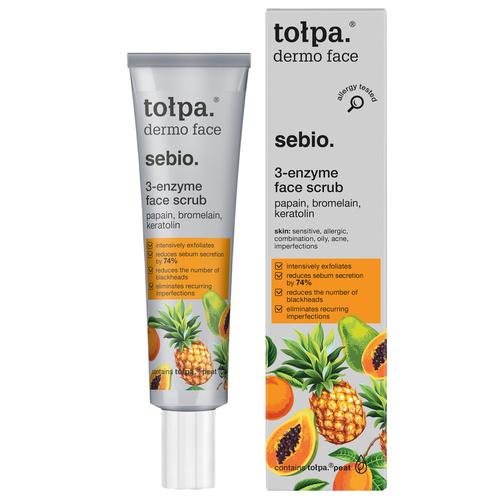 Tolpa Sebio 3 Enzyme Face Scrub