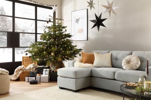 Rio Grey Sofa Main