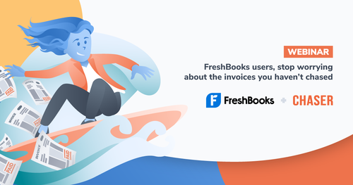 Chaser now integrates with Freshbooks