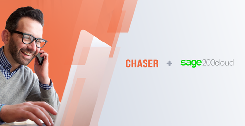 Chaser now integrates with Sage200