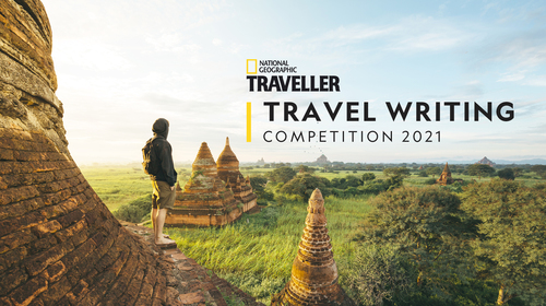 Travel Writing Competition 2021.
