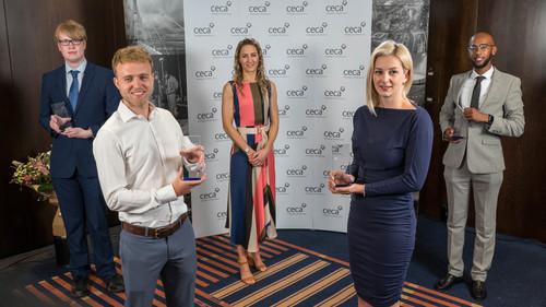 CECA Southern Awards winners