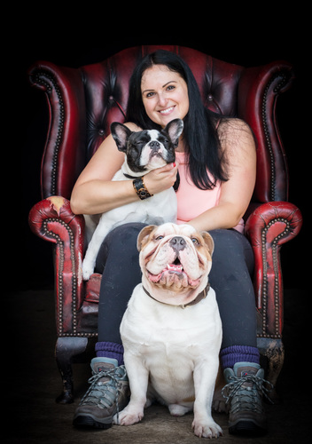 Gemma Stocks, Founder of Herbal Dog Co