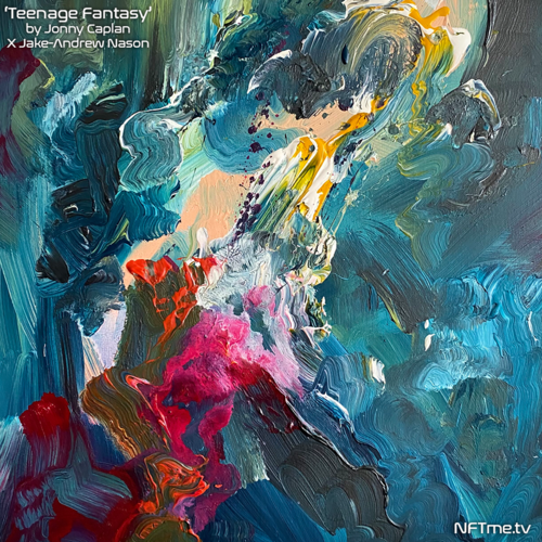 Teenage Fantasy by Jonny Caplan