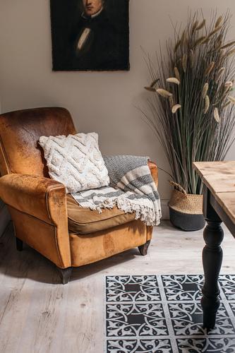 Harvey Maria Northmore Sable Black Chair