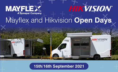 Mayflex and Hikvision Open Days