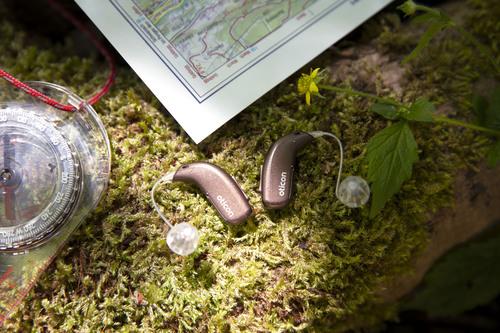 Oticon_More Hearing Aid
