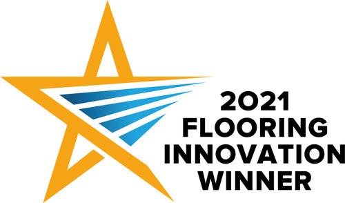 Flooring Innovation Awards Winners logo