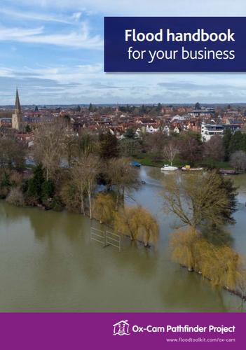 &#039Flood Handbook For Your Business&#039 ebook