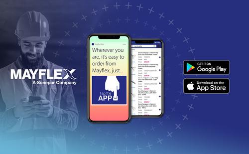 Mayflex Launch a new App