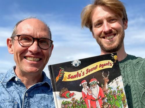 Authors Steve Gunning & Chris Wheeler