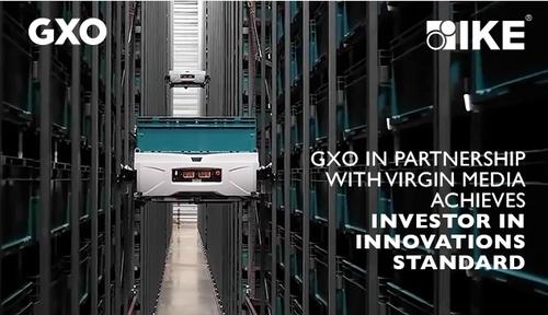 GXO VM gain Investor in Innovations