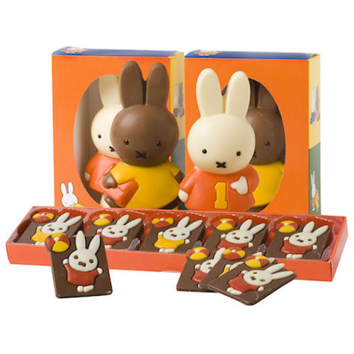 Miffy unveils easter chocolates and gifts if you are looking for alternative gifts that are longer lasting than easter eggs this year check out the miffy porcelain snack plate set negle Choice Image