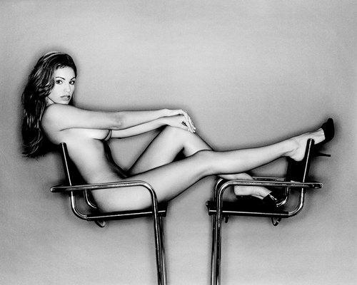 """Kelly Brook"" Art Nude Photography Print"