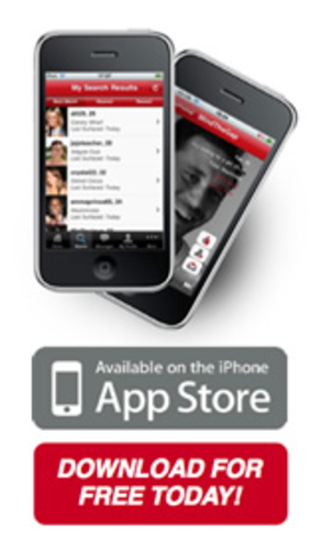 The new Lovestruck iPhone app