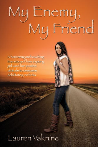 Book Cover Image of My Enemy, My Friend