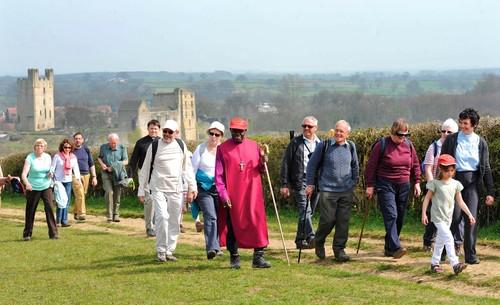 Helmsley-Rievaulx pilgrimage