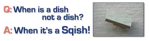 The Sqish Dish