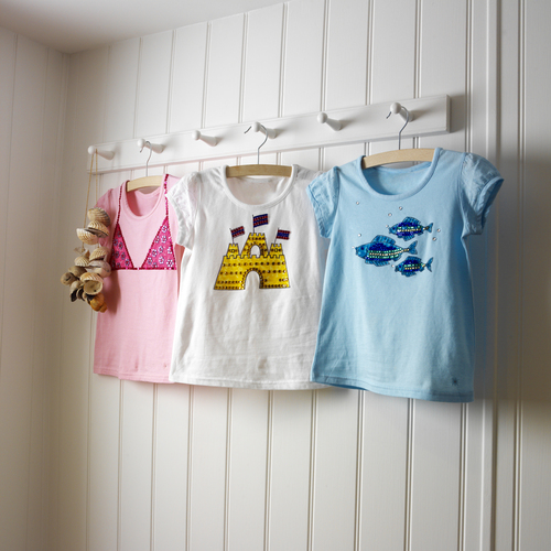 Customised Kids' T-shirts...