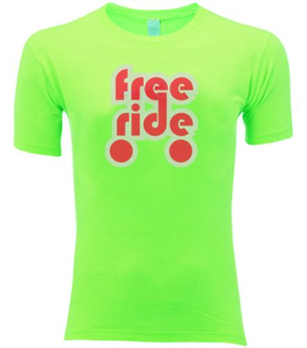 Mens: Free Ride T-Shirt