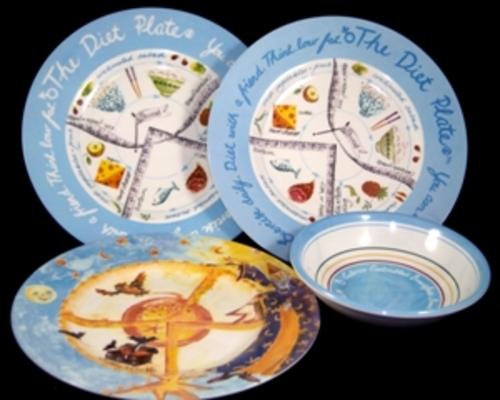 The Diet Plate full range