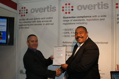 Overtis receives CCTM certification