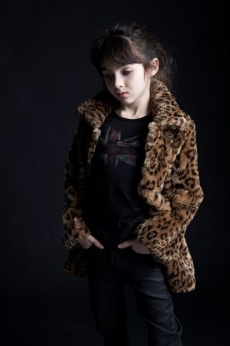 Finger In The Nose girls' jacket AW2010