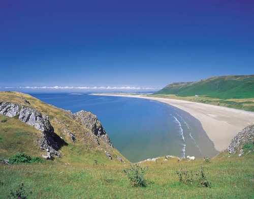 Rhossili Bay - Where would you rather be