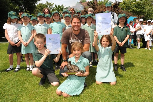 Winning School with Steve Backshall