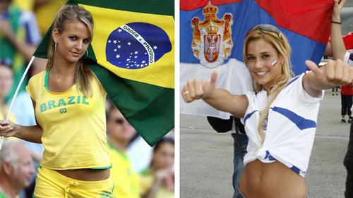 The Fittest World Cup fan finalisrs