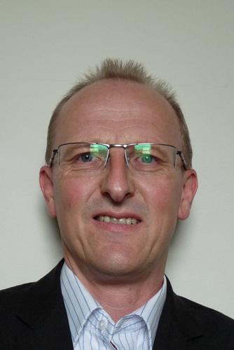 Graham Paterson, Senior Vice President