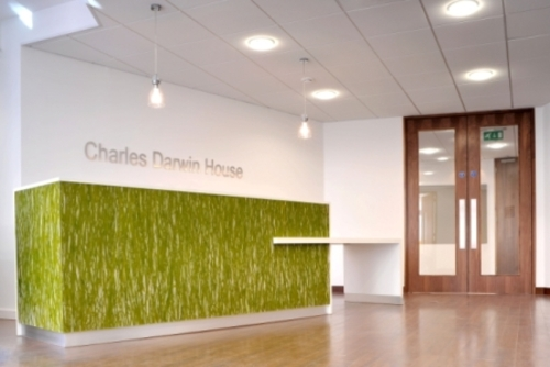 Setting The Green Standard In Office Design At Science Centre
