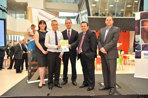 Balfour Beatty Apprenticeship Launch