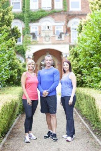 Fitness Expert Dean with Zoe & Madeleine