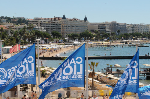 Cannes during Cannes Lions 2010