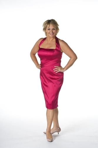 Cheryl Baker - Half way on Jenny Craig