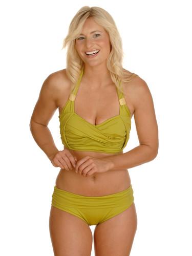 Baladini Bikini in Olivine