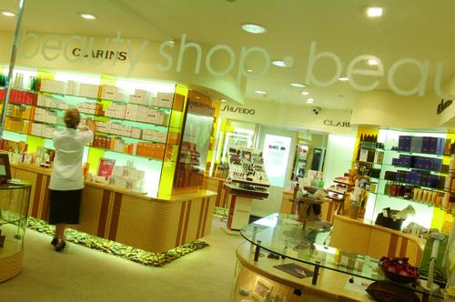 Ragdale Halls Beauty Shop