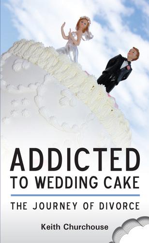Jacket image, Addicted to Wedding Cake