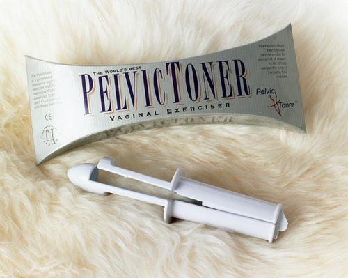 PelvicToner now on NHS Prescription